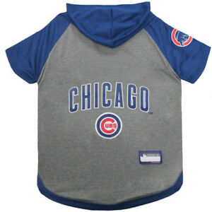 Chicago-Cubs-MLB-Sporty-Dog-Pet-Hoodie-T-Shirt-Sizes-XS-L