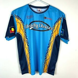 Deadly-Choices-Rare-Jersey-Shirt-Size-Men-039-s-2XL