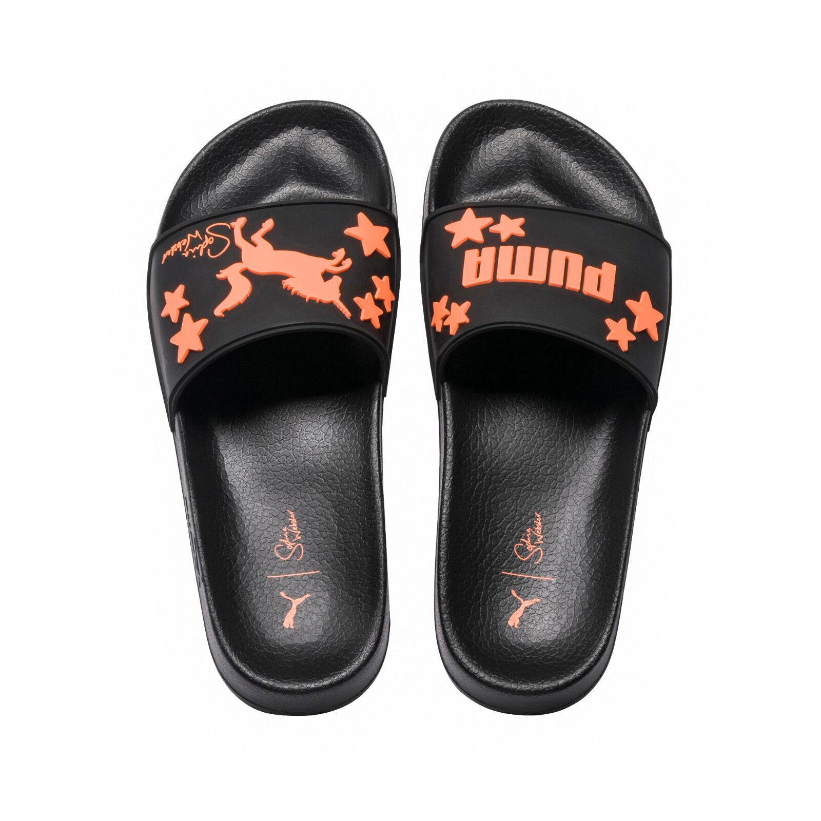 Puma x di sophia webster leadcat sandali di x gomma diapositive tutte le taglie nero 364757 01 26aef0