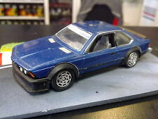 Hot Wheels BMW 635 1:43 blauw