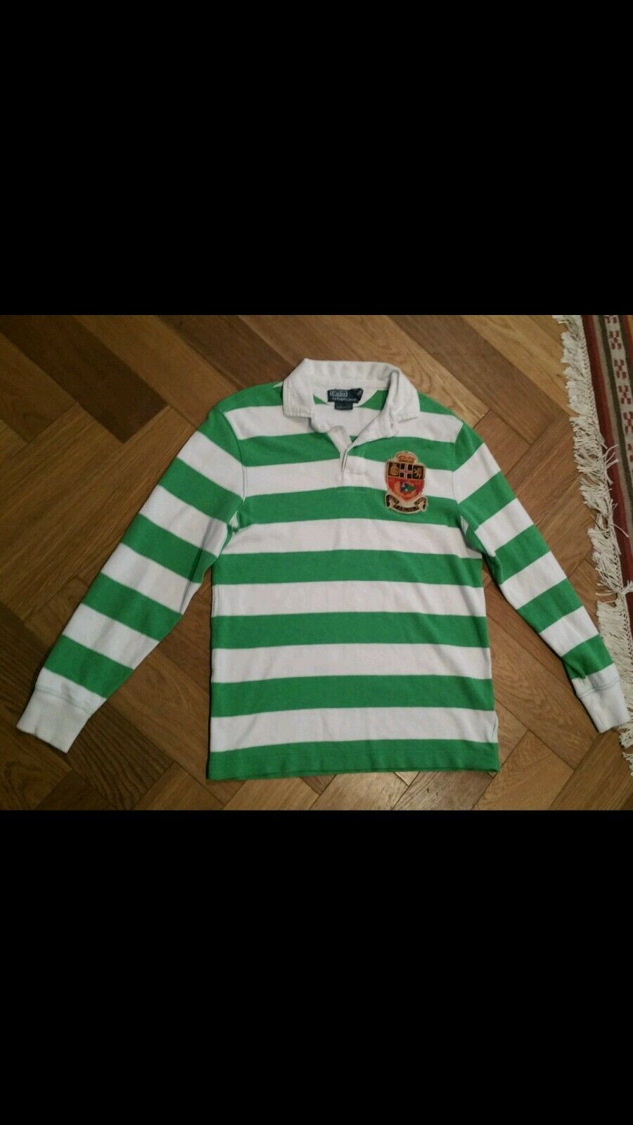 Polo Ralph Lauren PRLYC Polo size small rare rugby