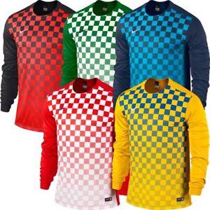 68483410 nike precision 3 top football mens green x large 885178132704 LS | eBay
