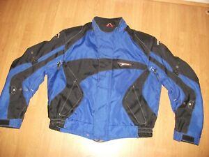 TEKNIC-MOTORCYCLE-MOTORBIKE-JACKET-SIZE-UK-50