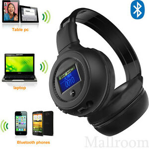 3 0 st r o bluetooth usb sans fil casque d 39 couteurs casque audio appel. Black Bedroom Furniture Sets. Home Design Ideas
