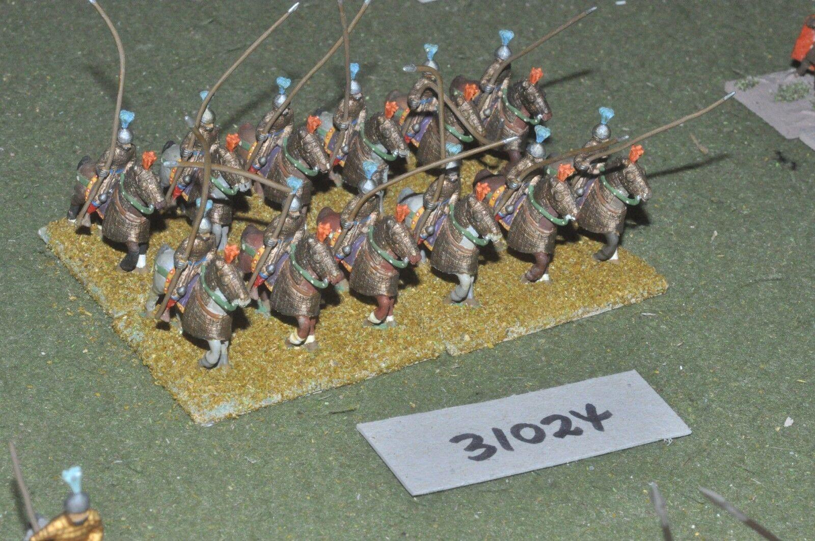 25mm roman era   persian - heavy 12 figures - cav (31024)