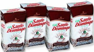 SANTO-DOMINGO-8-LBS-CAFE-WHOLE-BEAN-COFFEE-DOMINICAN-FRESH-roasted-INDUBAN