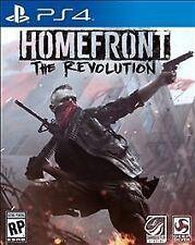 Homefront: The Revolution Bonus (Sony PlayStation 4, 2016)