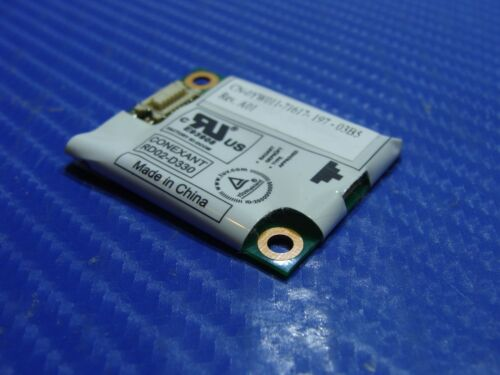 "Dell Latitude 14/"" E6420 Original Modem Card Board CN-0YW011 RD02-D330 GLP*"