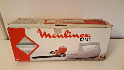 Elektromesser Moulinex Basic 246 - 4C