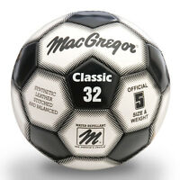 Macgregor® Classic Soccer Ball - Size 5 on sale