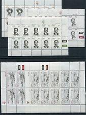 Namibia Südwestafrika 10 x 532 - 536 KB postfrisch Lüderitz Bogensatz MNH