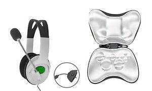 Xbox-360-Premium-Gaming-Headset-Controller-Tasche-Airform-Bag-fuer-XBox-360