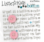 Lizzie-Kate-COUNTED-CROSS-STITCH-PATTERNS-You-Choose-from-Variety-WORDS-PHRASES thumbnail 130