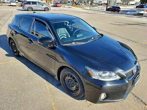 2013 Lexus CT 200h FULLY LOADED