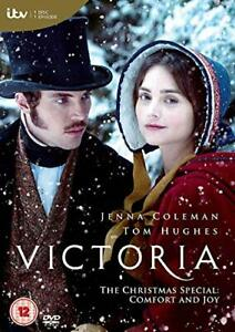 Victoria-The-Christmas-Special-Comfort-and-Joy-DVD-2017-Region-2