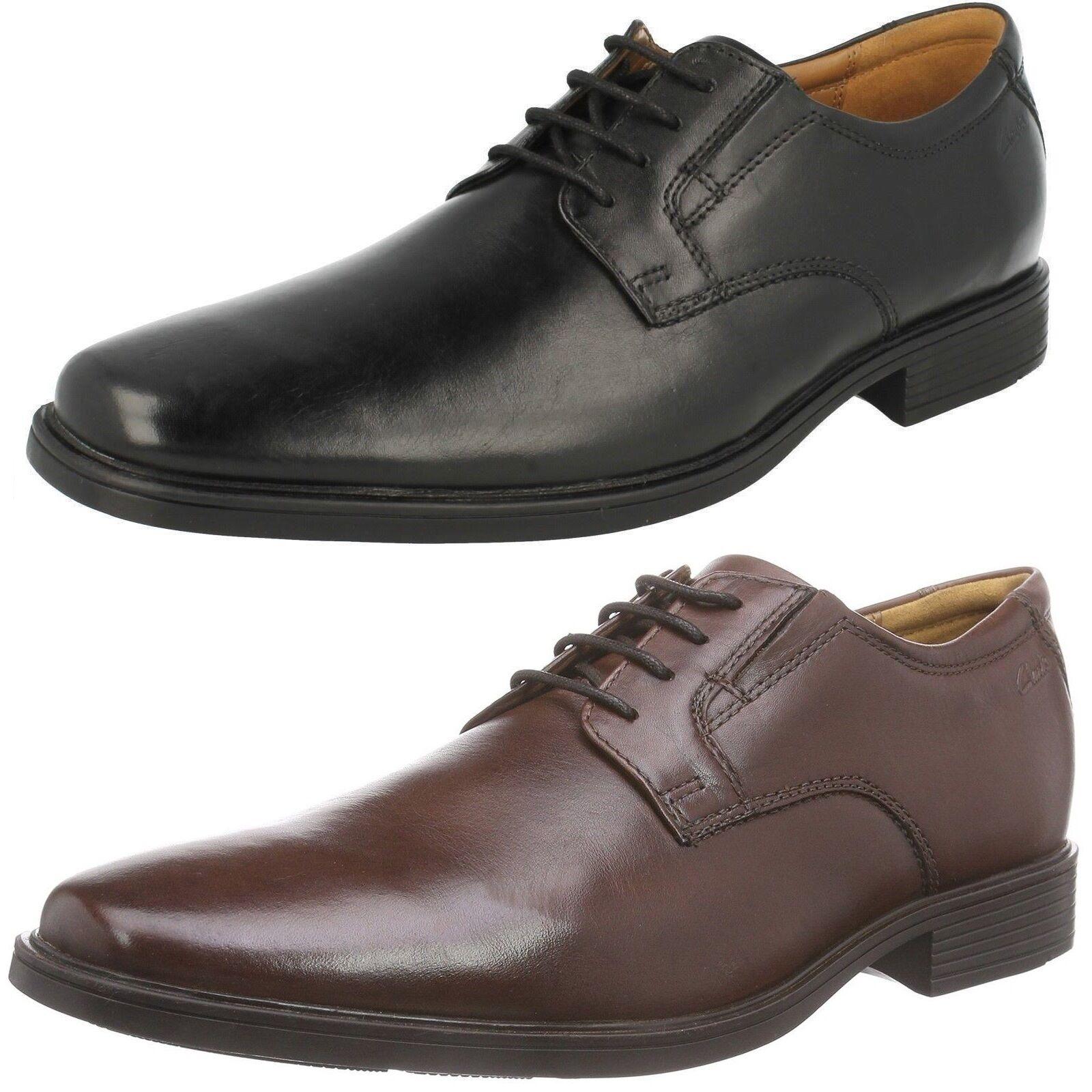 ccc399a4788f1 Plain Mens Gibson shoes CLARKS Tilden nsznde3285-Formal Shoes ...