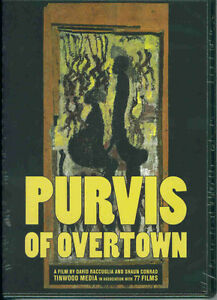 Purvis-of-Overtown-Purvis-Young-DVD-Sealed-in-original-packaging