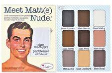 The Balm Meet Matt(e) Nude Size Matt(e)rs Eyeshadow Palette