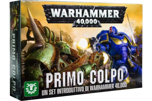 Warhammer 40000: Primo Colpo ITA - Games Workshop 5011921086542