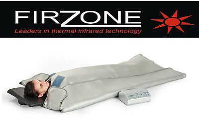 Firzone FZ 230 3 zone Portable Far Infrared ray FIR Sauna blanket slimming