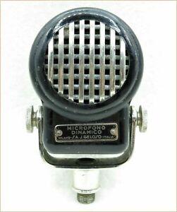 Microfono-dinamico-Geloso-per-radio-trasmissione-o-sistemi-di-diffusione-anni-50