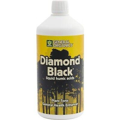 General Organics by GHE - Diamond Black 1L