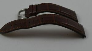 Christopher-Ward-Leather-Wrist-Band-22mm-with-Buckle-Clasp-18mm