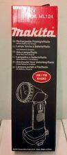 Makita ML124 Flashlight / Torch Radio 12v