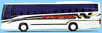 Volvo 9900 Schelges Travel Willich Coach 1:87 Awm We Have Won Praise From Customers Model Building Automotive