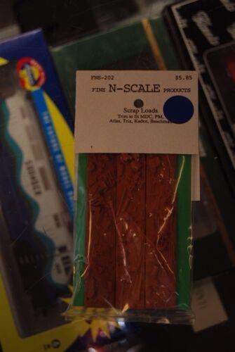 Scrap Loads NIB N Fine N-Scale Products 202