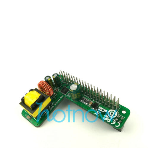 Raspberry Pi 4 4B 3B 3B Plus PoE HAT Power Over Ethernet IEEE802.3af DC 5V 2.5A