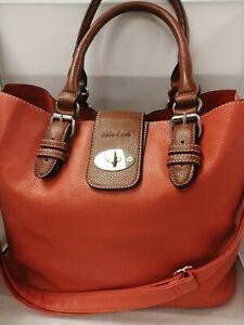 KRIS-ANA-Orange-Tote-Bag