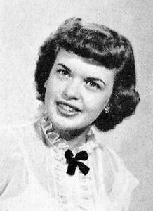 JAYNE MANSFIELD SENIOR YEAR High School Yearbook -- SUPERB Condition