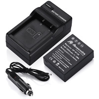 NPW126 NP-W126 Replacement Battery+ Charger For Fuji XE-1 HS30EXR HS33EXR X-Pro1