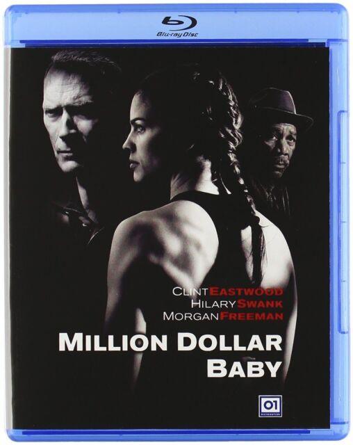 Blu Ray Million Dollar Baby (2004) - Clint Eastwood .....NUOVO