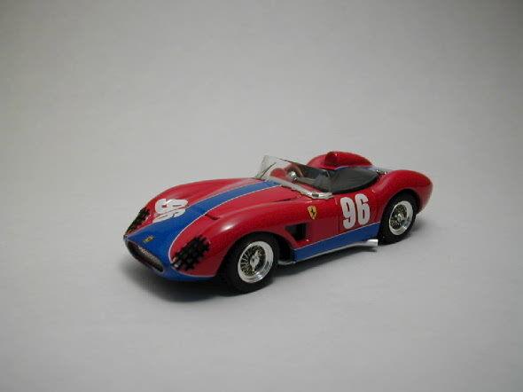 Ferrari TRC 500  96 Sebring 1958 1 43 Model 0172 ART-MODEL