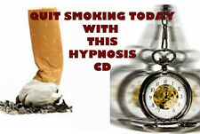STOP QUIT SMOKING CIGARETTES FAGS HYPNOTHERAPY HYPNOSIS CD CIGARETTE NO
