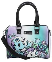 Tokidoki Loungefly Mermicorno Pastel Barrel Bag Purse Gift With Tags