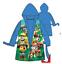 Ninos-Ninas-Ninos-Oficial-Disney-Varios-Suave-Bata-Albornoz-Bata-De-Bano miniatura 8