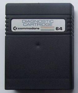Commodore 64 586220 Diagnostic Cartridge - Worcs, United Kingdom - Commodore 64 586220 Diagnostic Cartridge - Worcs, United Kingdom