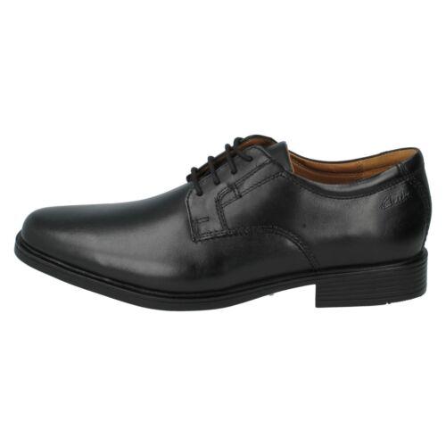 Cuero Cordón Zapatos 'tilden Liso' Hombre Clarks H7nAtt