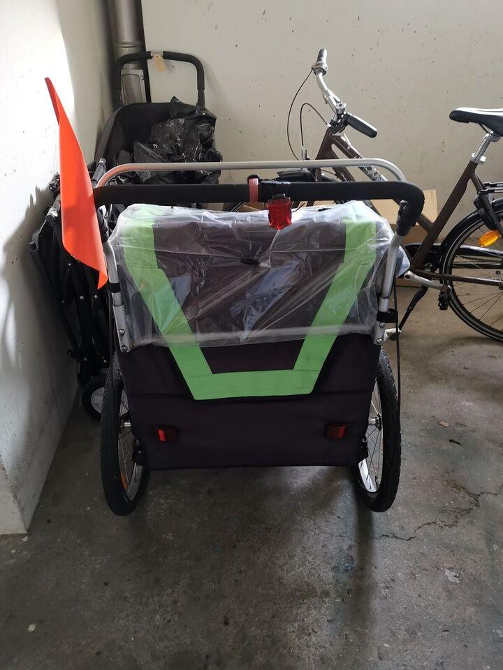 Cykel trailer og jogging vogn, Puch
