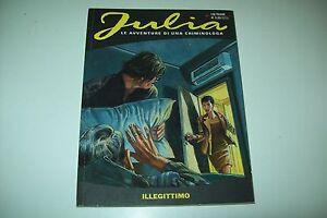 JULIA-N-158-ILLEGITTIMO-2011-GIANCARLO-BERARDI-BONELLI-EDITORE-OTTIMO