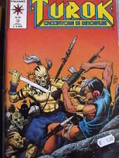 TUROK - cacciatore di dinosauri - n°11 1995 ed. Play Press [G.168]
