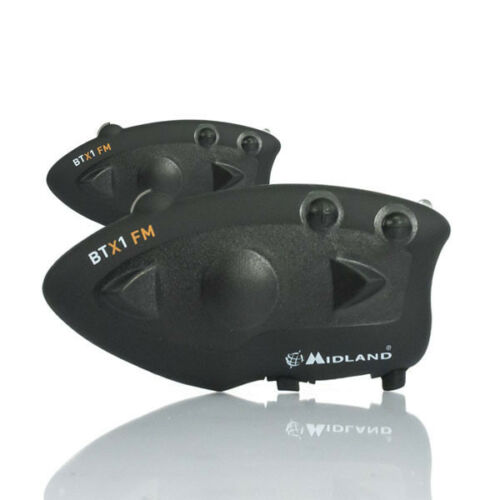Gegensprechanlage Interphone Midland Btx1fm Btx 1 Fm Twin Doppelt Neu Wp
