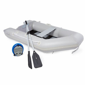 Schlauchboot Paddelboot Sportboot Angelboot Ruderboot 230cm für 2 Personen