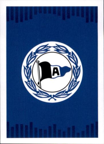 Sticker 279 TOPPS Bundesliga 2017//2018 DSC Amina Bielefeld Logo