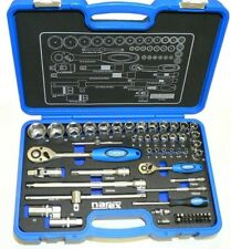 Narex Professional Socket And Wrench Set 14 12 Fully Set Factory New