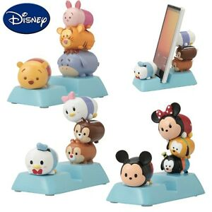 Cell Phone Multi Stand Holder Mickey Donald Pooh Disney Tsum Tsum Kawaii 511C