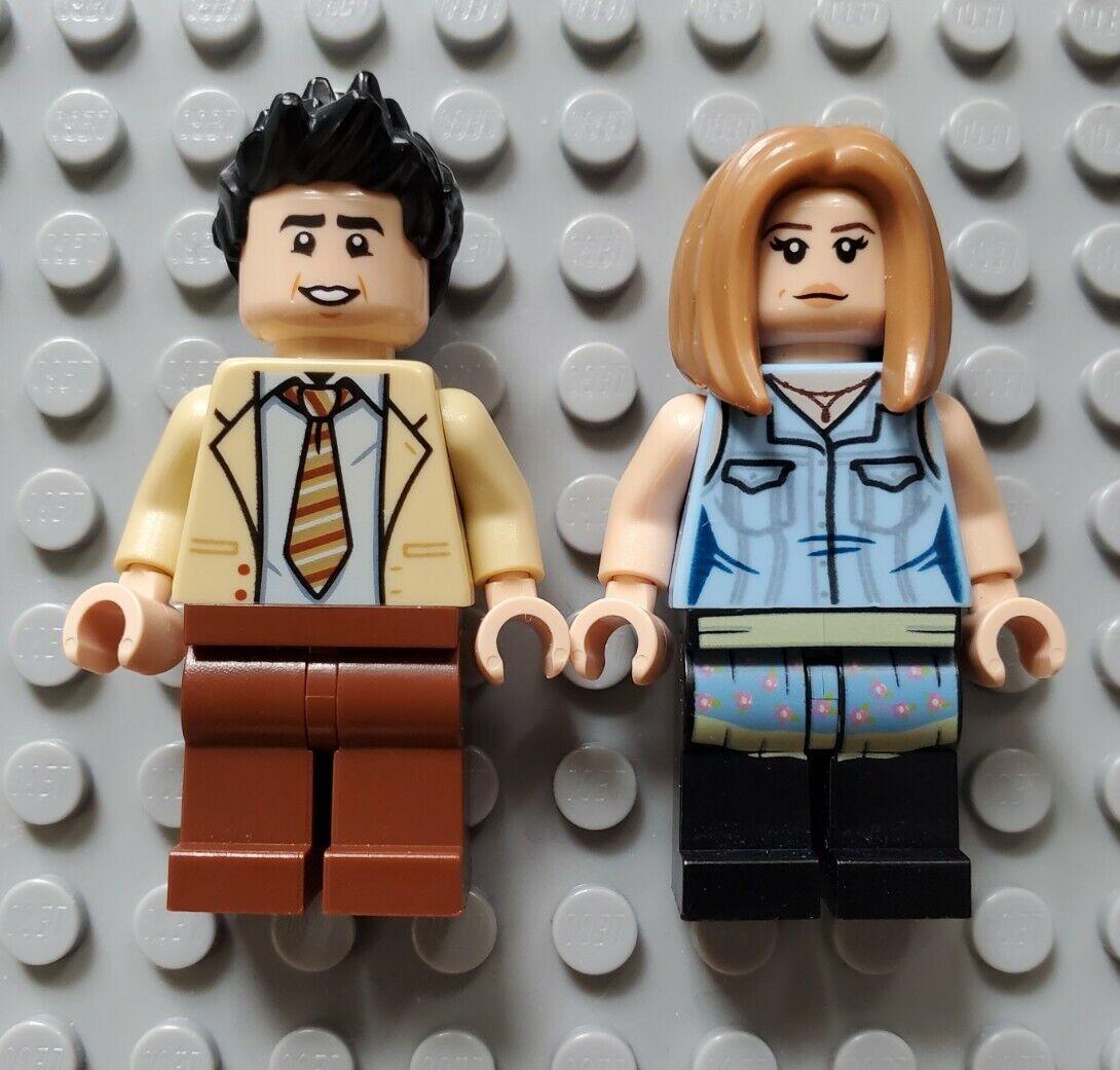 1 x Lego ® 21319 Mini Figure ° The Television Series Friends ° Joey Tribbiani NEW.